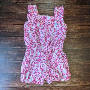 US Polo One Piece Hearts Romper